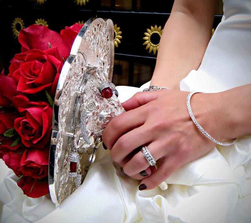 Bridal Bouquet Holders Inc Flirty Fleurs The Florist