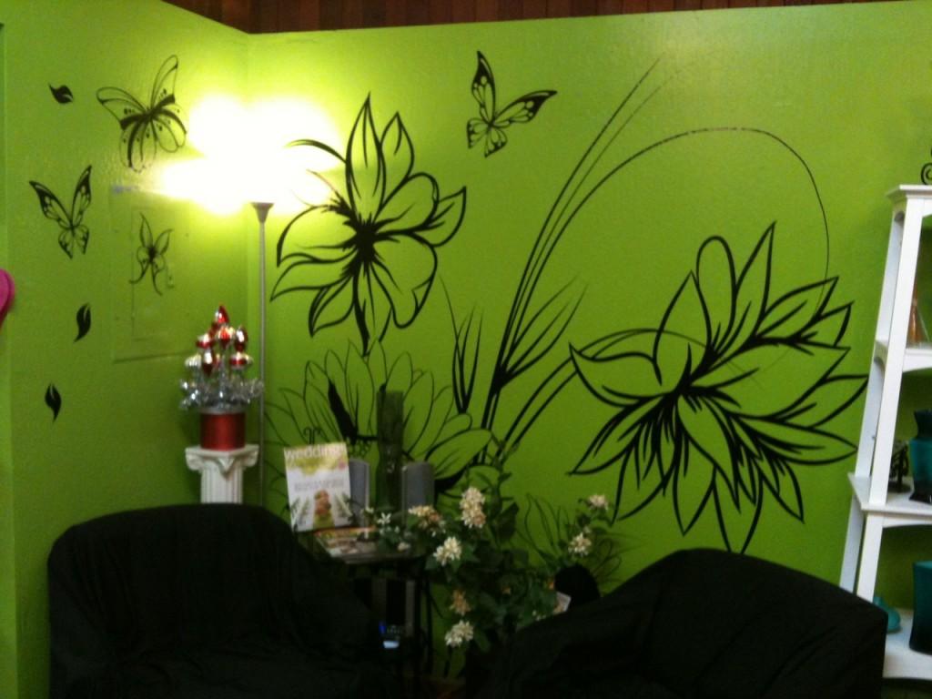 Decorating ideas for your shop | Flirty Fleurs The Florist Blog ...