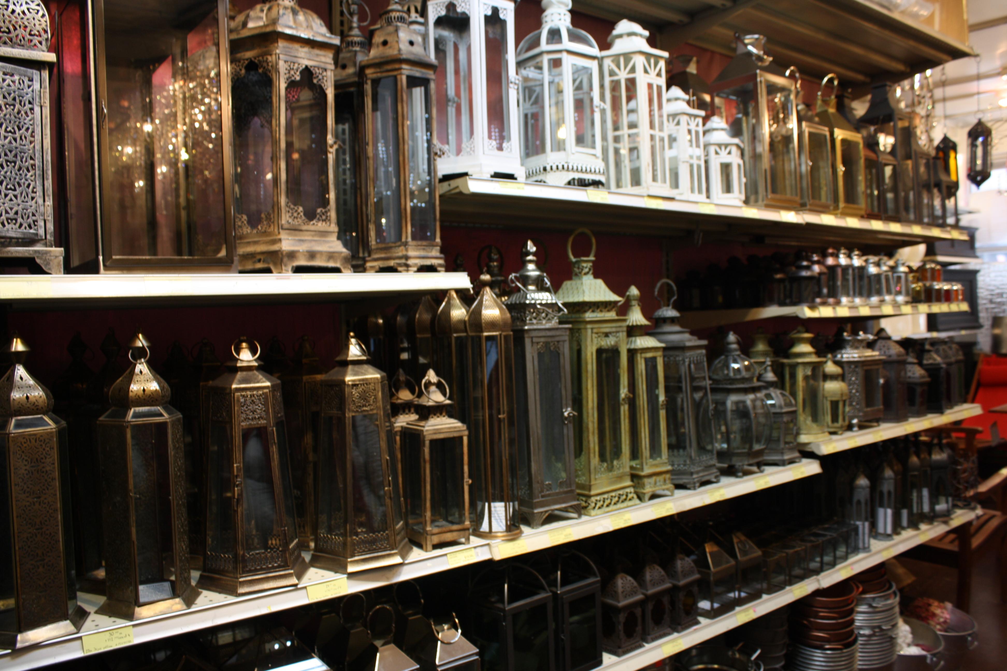 Beautiful More Lanterns
