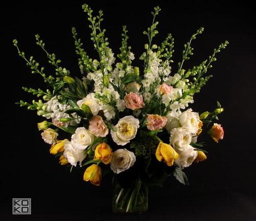 Fabulous Florist Koko Floral Design Flirty Fleurs The