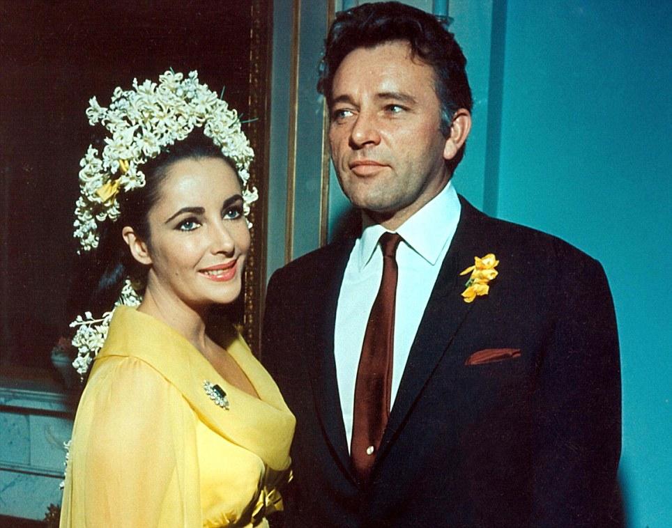 Throwback Thursday 1964 Wedding Of Elizabeth Taylor And Richard Burton