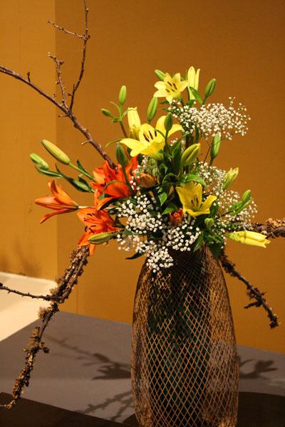 Ikebana Amp Bonsai Of Philadelphia Flower Show Flirty