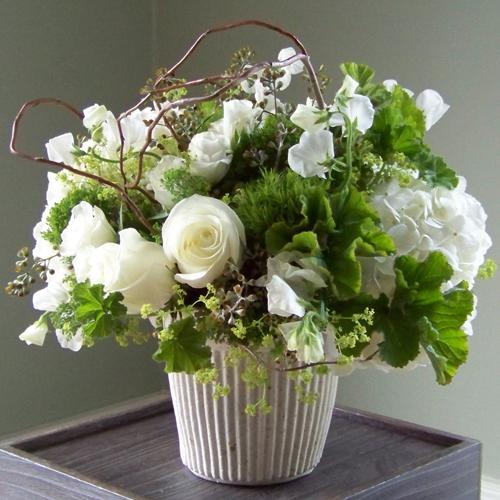 Fabulous florist floral verde flirty fleurs the