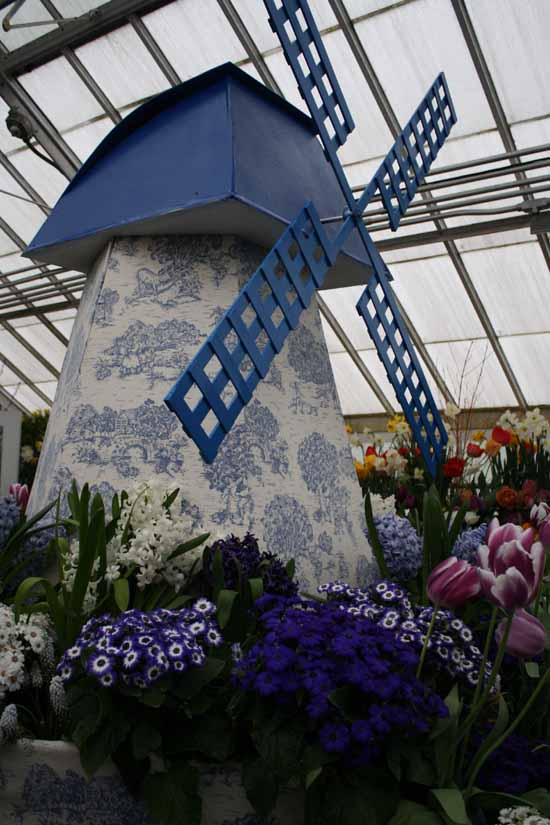 The Spring Bulb Show At The Botanic Garden Of Smith