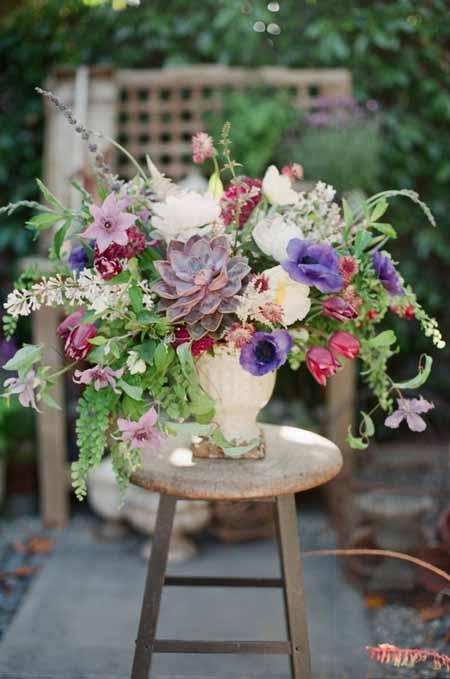 Fabulous Florist Art With Nature Floral Design