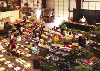 Amato's Wholesale Florist in Denver hosts a design show