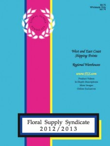 floral supply syndicate catalogue