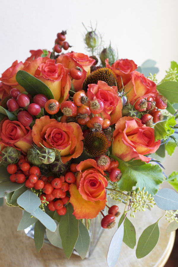 Fall bounty from florabundance flirty fleurs the florist