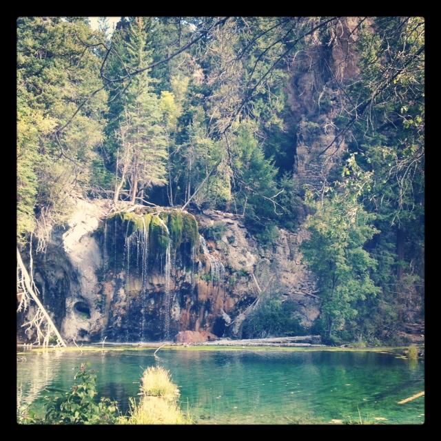 Hanging Lake in Glenwood Springs, Colorado
