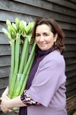 Belgium floral designer Gudrun Cottenier