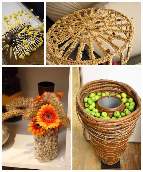 floral designs by Pim van den Akker