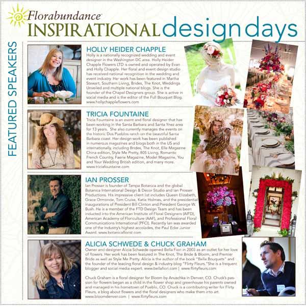 floral design classes Santa Barbara