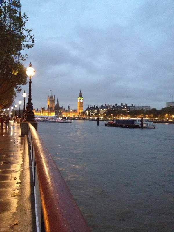 River Thames London