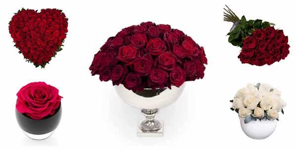 rose flower arrangements by OnlyRoses