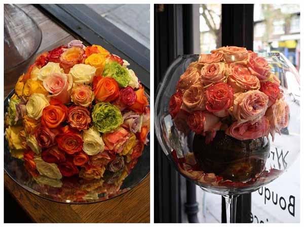 rose ball arrangements OnlyRoses